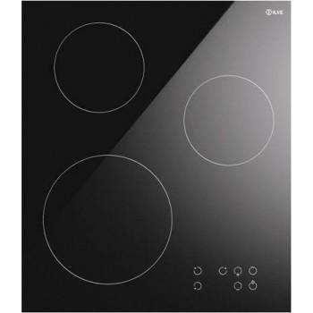 Ilve KHVI45TC Pro Line Piano cottura a induzione cm 45  vetroceramica nero
