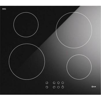 Ilve KHVI60TC Pro Line Piano cottura a induzione cm 60  vetroceramica nero