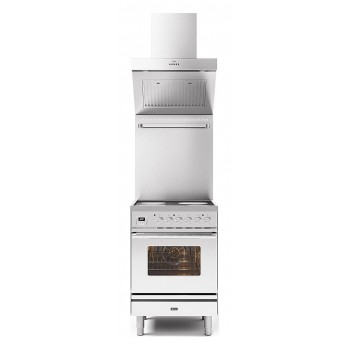 Ilve Cucina da accosto P06W Professional Plus Cucina da accosto cm 60 configurabile  inox o colorato