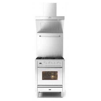 Ilve Cucina da accosto P07W Professional Plus Cucina da accosto cm 70 configurabile  inox o colorato