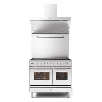 Ilve Cucina da accosto PD10W Professional Plus Cucina da accosto cm 100 configurabile  inox o colorato