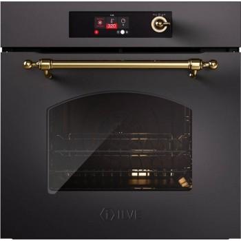 Ilve Forno incasso OV60SNT3 Nostalgie Forno elettrico multifunzione cm 60  inox o colorato