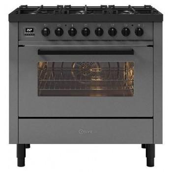 Ilve Cucina da accosto L09 LIMITED EDITION Pro Line Cucina da accosto cm 90 configurabile