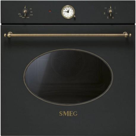 Smeg SF800AO  Estetica Coloniale  EAN13 8017709171896  Forno ventilato 60 cm Classe energetica A CONTATTACI PER PREVENTIVO
