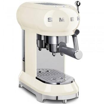 Macchina da caff ECF01CREU  Panna Estetica Linea Anni 50