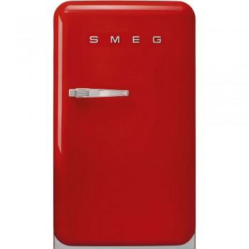 SMEG FAB10HRRD5EX MODELLO FAB10HRRD2  Frigorifero Anni 50 Monoporta   Rosso  NUOVA CLASSE ENERGETICA E
