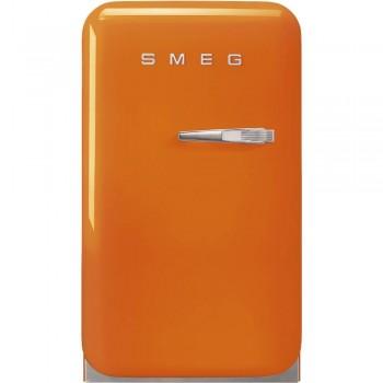 SMEG FAB5LOR5 EX MODELLO FAB5LOR3  Frigorifero Anni 50 Monoporta   Arancione  NUOVA CLASSE ENERGETICA D