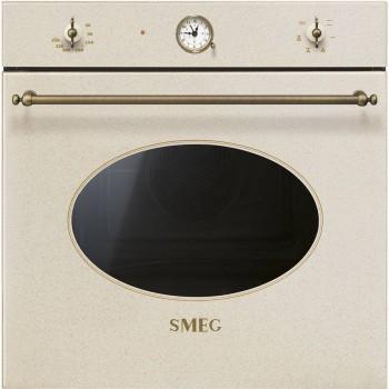 Smeg SF800AVO  Estetica Coloniale EAN13 8017709177331  Forno ventilato 60 cm avena Estetica Coloniale Classe energetica A