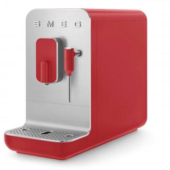 Smeg Macchina da Caff Espresso 50s Style BCC02RDMEU