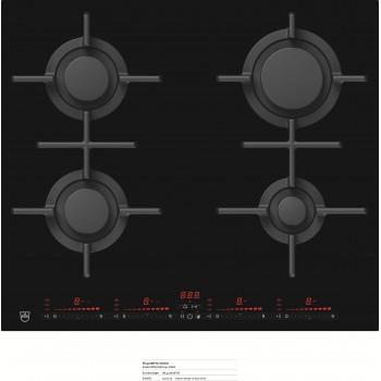 Vzug  piano cottura a gas dual design 4 fuochi GAS641GSAZ