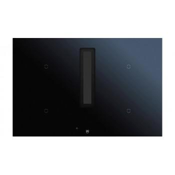 Vzug  piano cottura induzione a 4 zone con sistema di aspirazione integrato FUSION GKD46TIMASO