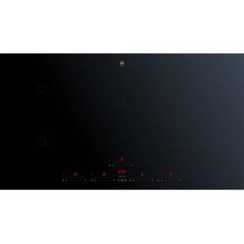 Vzug piano cottura a induzione 5 zone Maxiflex dual design optiglass CTI6T95MMSOLD