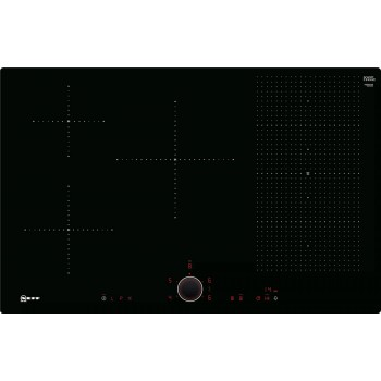 Neff N 90 Piano cottura a induzione 80 cm nero T58PS21X0