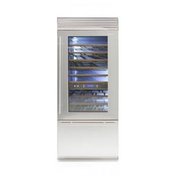 Fhiaba  XS8991TWT  larghezza 90cm  configurazione 1 porta  1 cassettone  3 temperature indipendenti