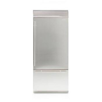 Fhiaba  XS8990TST  larghezza 90cm  configurazione 1 porta  1 cassettone  2 temperature indipendenti