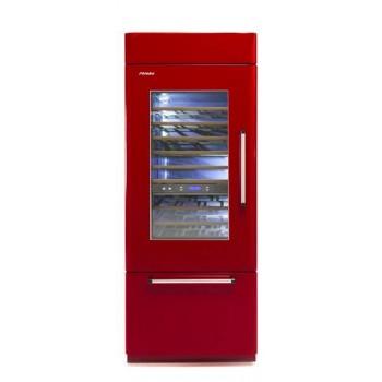 Fhiaba AS8991TWT  larghezza 90cm  configurazione 1 porta  1 cassettone  3 temperature indipendenti 1T