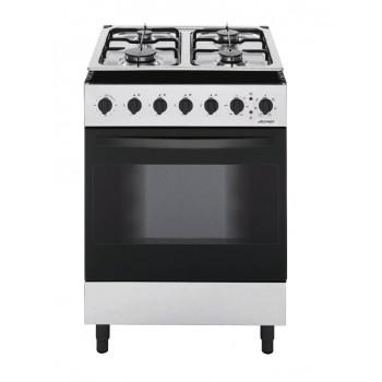 Jollynox 1CC60M7I Combinate 60 Cucina da accostoincasso cm 60  4 fuochi  1 forno elettrico  inox