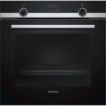 Siemens HB573ABR0 Iq300 Forno da incasso cm 60  inox nero