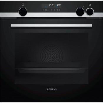 Siemens HR578GBS6 iQ500  Forno da incasso cm 60  inox nero