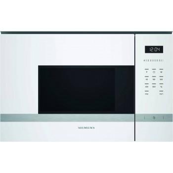 Siemens  BF525LMW0 iQ500 Microonde da incasso 60 x 38 cm bianco