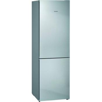 Siemens KG36NVIEC iQ300 Frigocongelatore combinato da libero posizionamento 186 x 60 cm inoxeasyclean
