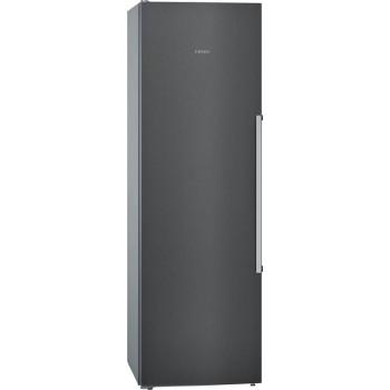 Siemens KS36VAXEP iQ500 Frigorifero da libero posizionamento 186 x 60 cm Black stainless steel