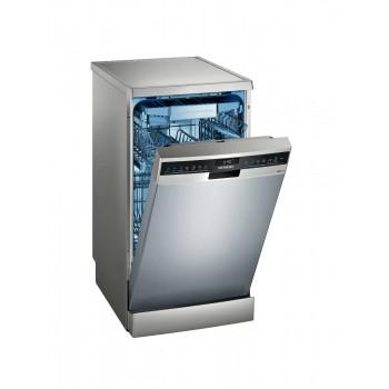 Siemens SR25ZI11ME iQ500 Lavastoviglie da libero posizionamento 45 cm color inox