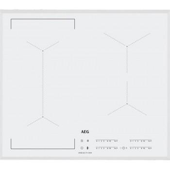 Aeg IKE64443FW Piano cottura induzione cm 60  vetroceramica bianco