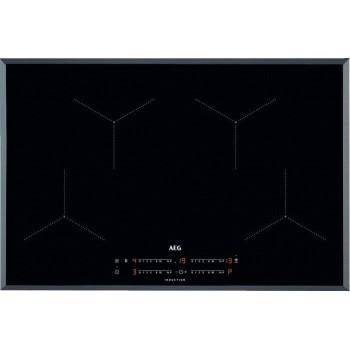 Aeg IKB84433FB Piano cottura a induzione cm 80  vetroceramica nero