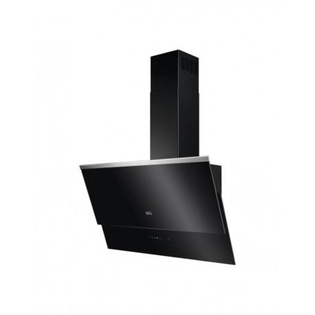 Aeg DVB5860B Cappa a parete cm 80  nero