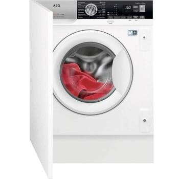 Aeg L7WEG74BI 7000 Lavasciuga integrata totale cm 60  capacit 7 kg lavaggio  4 kg asciugatura  bianco
