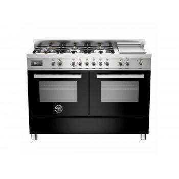 PRO1206GMFEDNET 120 cm 6 bruciatori  piastra doppio forno elettrico Serie Professional