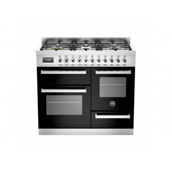 PRO1006MFETNET 100 cm 6 bruciatori forno elettrico triplo Serie Professional