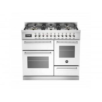 PRO1006MFETBIT 100 cm 6 bruciatori forno elettrico triplo Serie Professional