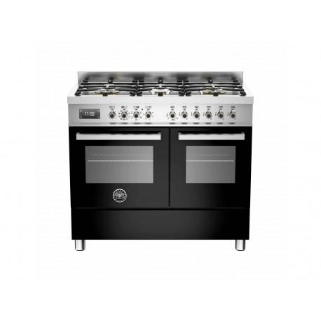 PRO1006MFEDNET 100 cm 6 bruciatori forno elettrico doppio Serie Professional