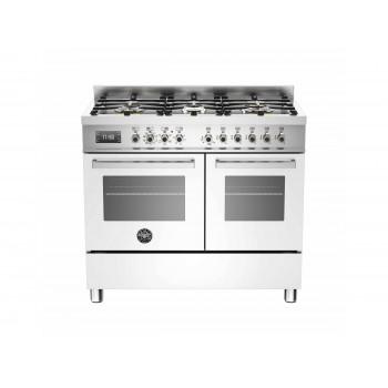 PRO1006MFEDBIT 100 cm 6 bruciatori forno elettrico doppio Serie Professional