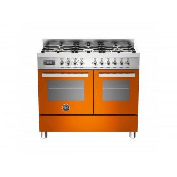 PRO1006MFEDART 100 cm 6 bruciatori forno elettrico doppio Serie Professional