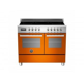 PRO1005INDMFEDART 100 cm piano a induzione forno elettrico doppio Serie Professional
