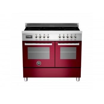 PRO1005INDMFEDVIT 100 cm piano a induzione forno elettrico doppio Serie Professional