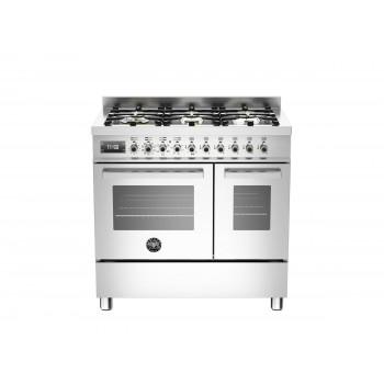 PRO906MFEDXT 90 cm 6 bruciatori forno elettrico doppio Serie Professional
