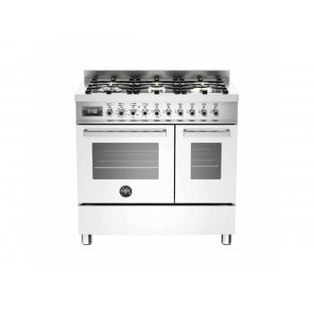 PRO906MFEDBIT 90 cm 6 bruciatori forno elettrico doppio Serie Professional