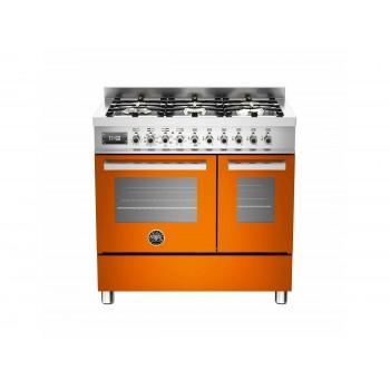 PRO906MFEDART 90 cm 6 bruciatori forno elettrico doppio Serie Professional