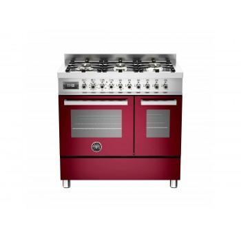 PRO906MFEDVIT 90 cm 6 bruciatori forno elettrico doppio Serie Professional