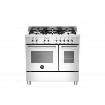 PRO905MFEDXE 90 cm 5 bruciatori forno elettrico doppio Serie Professional