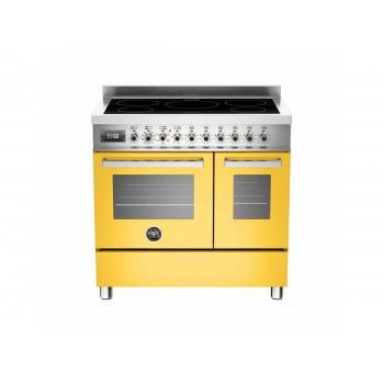 PRO905INDMFEDGIT 90 cm piano a induzione forno elettrico doppio Serie Professional