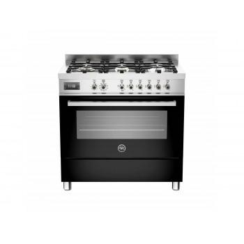 PRO906MFESNE 90 cm 6 bruciatori forno elettrico Serie Professional