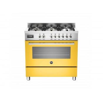 PRO906MFESGIT 90 cm 6 bruciatori forno elettrico Serie Professional