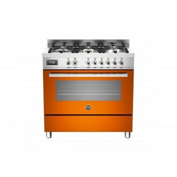 PRO906MFESART 90 cm 6 bruciatori forno elettrico Serie Professional
