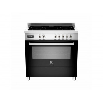 PRO905IMFESNET 90 cm piano a induzione forno elettrico Serie Professional
