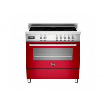 PRO905IMFESROT 90 cm piano a induzione forno elettrico Serie Professional